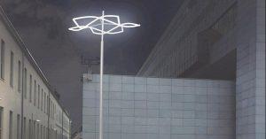 Lichtzeichen gegen das Vergessen Ab 8. November 2018 stehen Lichtinstallationen an den 25 ehemaligen Standorten der Wiener...
