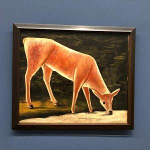 Pirosmani, Monet, Picasso, Matisse