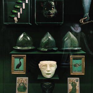 """Я уже анонсировала выставку """"Spitzmaus Mummy in a Coffin and other Treasures"""", кураторами которой выступили Уэс Андерсон..."""
