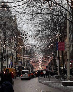Xmas in Vienna🎄 #winter #roadtrip #vishamoda #in #vienna
