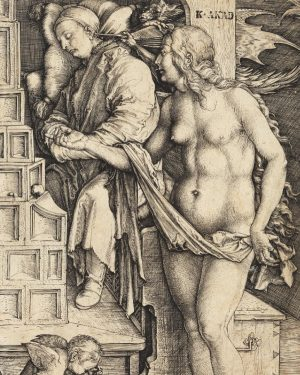 The Graphic Collection of the Academy of Fine Arts Vienna has over 500 of Albrecht Dürer's woodcuts,...