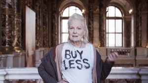 Vivienne Westwood takes us on a stroll through #kunsthistorischesmuseum #vienna ✨ But before she sets off for...