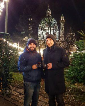 Frohe Weihnachten . . . #vienna #austria