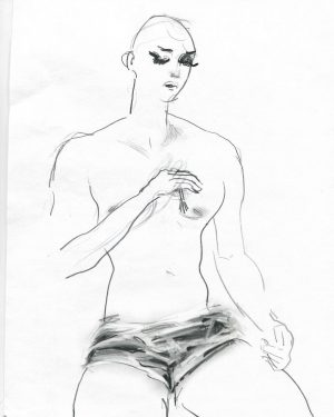 Now on @pw_mag: an interview with Philipp Timischl by Pia-Marie Remmers alongside drawings by Evelyn Plaschg! Link...