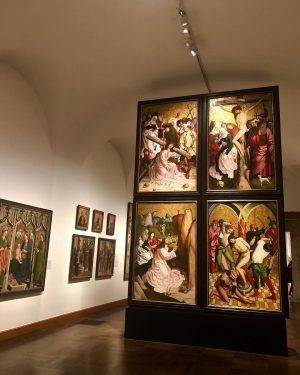 #belvederemuseum #vienna #fridaymidnight