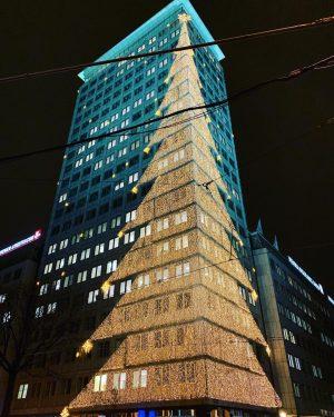 #christmastree🎄 #christbaum #vienna #architecture #austria
