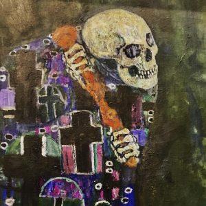 #gustavklimt #todundleben #detail #death #painting #photography #vienna
