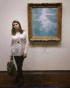 Масштаб выставки Моне впечатляющий: сотня его картин из десятков стран. Вроде бы настолько знакомый художник (из ГМИИ...