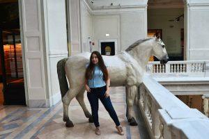 🐴 #Wien #Austria #trip #Vienna #museum #memories #travelwithSasha #horse #europeplace #europe