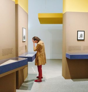 Join us tomorrow for a free guided tour in our current exhibition