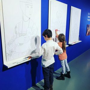 Beauty by Stefan Sagmeister and Jessica Walsh #beauty #mak #museumangewandtekunst #stefansagmeister #design #art #museumofappliedarts #vienna #kids #contemporaryart...