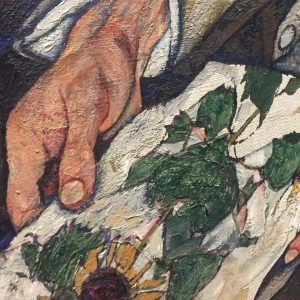 Die Hand des Dr Franz Haberditzel #egonschiele #drh #genial #belvedere #vienna #weekendinvienna #nofilter #justartspiration