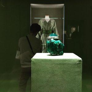 #Treasures by Wes #emerald #heddagabler