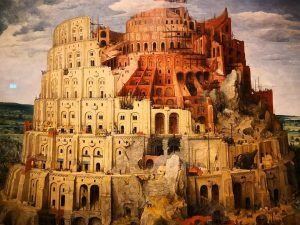 "InstaMeet im Kunsthistorischen Museum anlässlich ""Bruegel"" Pieter Bruegel d. Ä. - Der Turmbau zu Babel, 1563 #bruegel..."