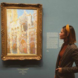 Fantastic Monet exhibition👏🏼 #heaven #albertina #albertinamuseum #claudemonet #monet #impressionism #masterpiece #vienna
