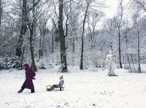 💚❤️#vienna #austria #phots #likeforlikes #wien #winter #schnee #cool #weiß