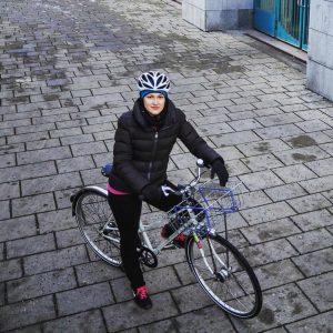 Wir wünschen euch einen guten Start in den Tag! #fahrradwien #biketowork #igersvienna 🚲😊 Vienna