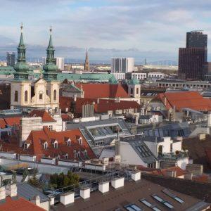 Vienna's roofs #viennanow #vienna #austria