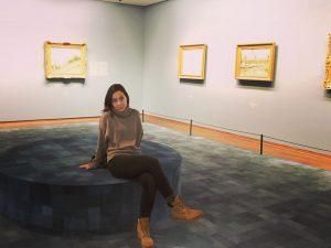 #travel #discovertheworld #museum #albertina #monetcollection #relax #lastday #beforecominghome #creatingmemories #thoughtsofyouonmymind #chasing #vienna #secondhome #thatsallfornow