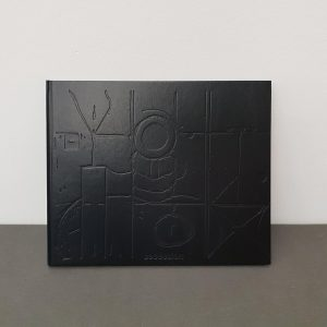 Guess and post the year of the exhibition of this artist book. We will publish the answer...