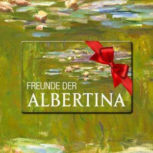 Nur heute im ÖAMTC Adventkalender: Gewinn 3 x 1 Die Freunde der Albertina Mitgliedskarte! Link in der...