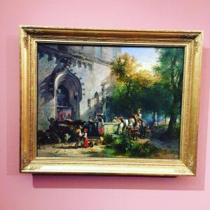 Preview @leopold_museum #artblog #leopolmuseum #waldmüller #leopoldmuseum #preview