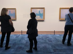 Today we went to Albertina Museum where they have an exhibition of Claude Monet works. I love...