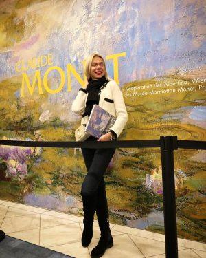 #vienna#europe#art#monet#impressionism#Искусство#Вена Потрясающая ретроспективная выставка самого яркого из импрессионистов Клода Моне, а также коллекция художника - примитивиста с...