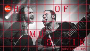 live & direct @ianfishersongs today 7pm at MQ Haupthof 🙌🏼 . . #WinterimMQ #MQHofmusik #IanFisher #freeconcert #openair...