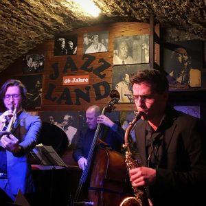 🙌🏼 #Jazzland #AffäreDreyfuss #LiveJazz #Wien #Austria