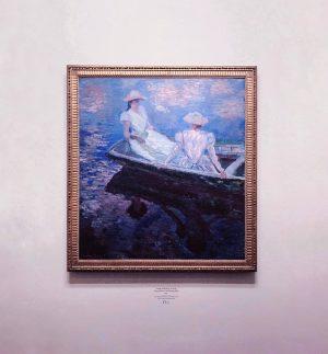 100 картин Клода Моне...дякую за подаровану можливість доторкнутись до творінь митця🎨 . Просто залишу це тут назналку..Як...