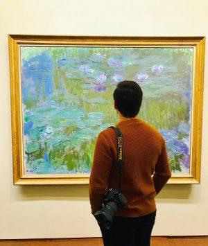 O Museu Albertina @albertinamuseum apresenta uma retrospectiva do impressionista Claude Monet com 100 pinturas de mais de...