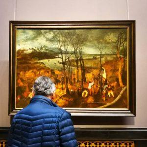 """InstaMeet im Kunsthistorischen Museum anlässlich """"Bruegel"""" #bruegel #pieterbruegel #bruegel2018 #onceinalifetime #kunsthistorischesmuseum #khmwien #museum #artmuseum #exhibition #paintingoftheday #art..."""