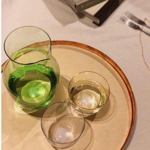 #Repost @thestorebyc ・・・ Beautiful water pitcher and tumblers by @lobmeyr ! クリーンで洗練されたデザインのロブマイヤー。 淡い色合いが美しく、水を入れると変わる表情も楽しんでいただけます✨ . . #thestorebyc' #comfortable...