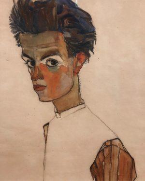 • Egon Schiele | такой искренний, захватывает дух🌪