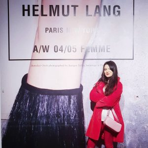 another #great reason why to #love #Austria 😂🇦🇹😍 #HelmutLang in @mak_vienna 🇦🇹🇩🇪 and photographed by #JuergenTeller 😱💗😍...