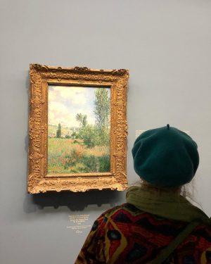 Claude Monet. #claudemonet #monet #impressionism #art #exhibition #painting #vienna