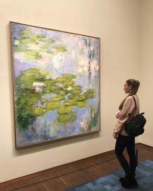 Claude Monet 🖤 #wien #albertina #claudemonet #fabulous #vacation