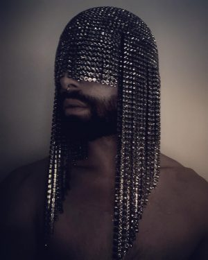 IT WAS EPIC #theunstoppables @discocaine thank you so much for this AMAZING headpiece