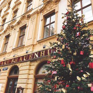 ウィーン好き🥳 #xmas#season#12月6日#からずっと#christmas#holiday #ヨーロッパ周遊 #旅行 #ドイツ#チェコ#オーストリア #ウィーン#プラハ #Wien#Praha