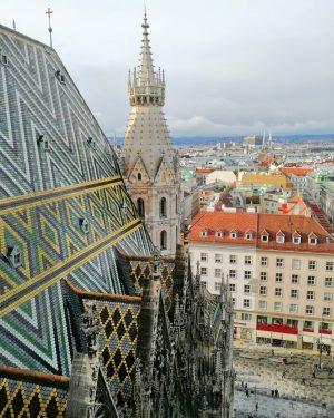 #stephansdom #pumerin St. Stephen's Cathedral, Vienna