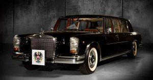 Heute wird dieser Mercedes-Benz 600 Pullman versteigert @profilonline