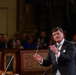 Ring in the new year with the Vienna Philharmonic's New Year's Concert live from the Musikverein Wien,...