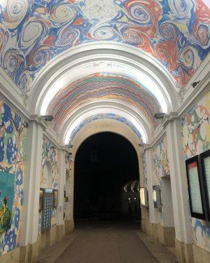 Just your average Viennese doorway... #MQWien