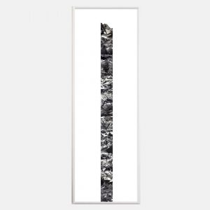 TOWER 80 x 200 cm . . . . . . www.alicevonalten.com #mountain #collage #photography #art #nature...