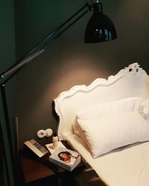 Only for sleepy heads @grandferdinand #comfybeds #vienna #holidaydiaries