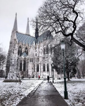 Vienna has numerous magnificent and beautiful churches which should not be missed on a tour of the...