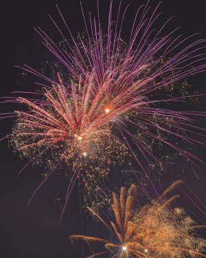 #feuerwerk #fireworks #silvester #newyearseve #nacht #night #dunkel #dark #hietzing #roterberg #neujahr #newyear #nightphotography #cityscape #longexposure #weloveaustria #feelaustria...