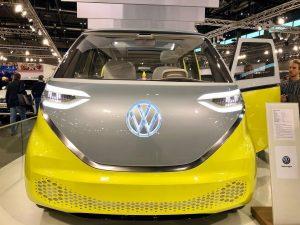 #volkswagen #vw #idbuzz #emobility #dasauto #autohausjohn #vienna #viennaautoshow #carshow #newcar Vienna Autoshow