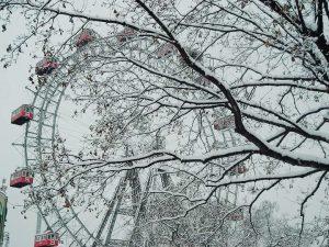 #vienna #prater #wien #praterwien #wintermemories #travelmemories #christmasmemories #snow #snowing #vienna_city #viennagoforit #viennanow #visitvienna #visitwien #österreich #lovewien #lovevienna...
